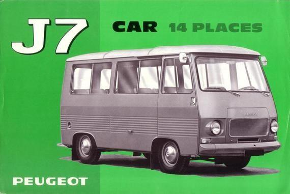 145 best images about peugeot j7 on pinterest. Black Bedroom Furniture Sets. Home Design Ideas
