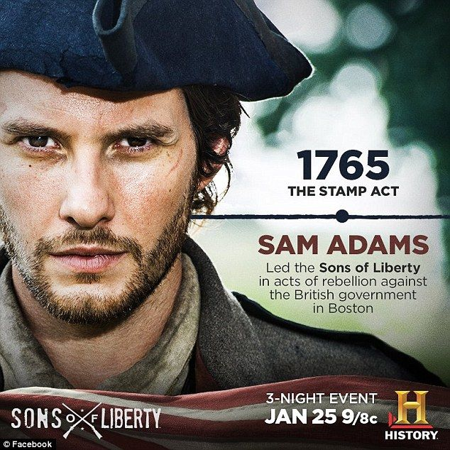 sons of liberty history channel | New series: Sons Of Liberty will tell the stories of war figures Paul ...