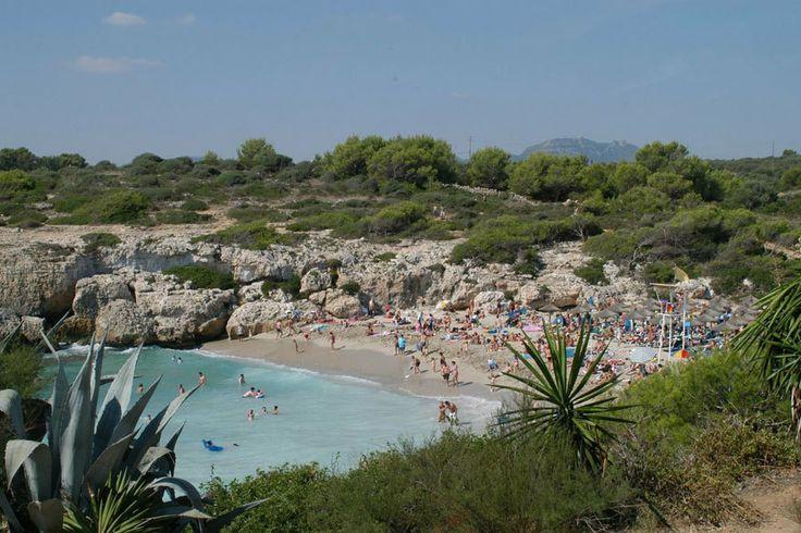 Cala Murada, only 10 minute drive from Ca'n Gaia