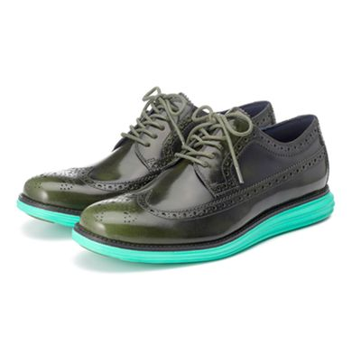 Kicks: Cole Haan LunarGrand Longwing Summer 2013 - ACCLAIM