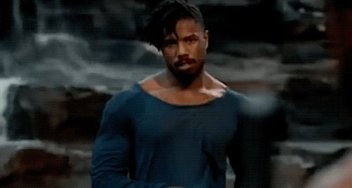Guys, Help, I Can't Stop Thinking About Michael B. Jordan