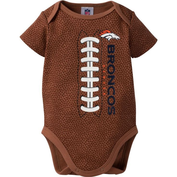 Gerber Infant Denver Football Onesie