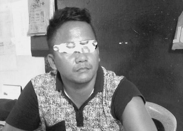 OKNUM PERSONIL POLSEK TAMBUSAI ROHUL DITANGKAP KOMANDANNYA SENDIRI KARENA SHABU-SHABU   PORTAL BUANA