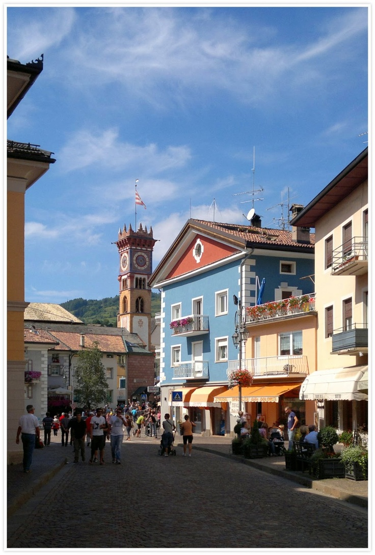 CAVALESE (TN) - Trentino, Italy... Oh yeah, cannot wait to go here this summer!!
