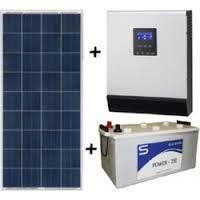 RCT-AXPERT 5000VA / 4000W DIY Solar Kit