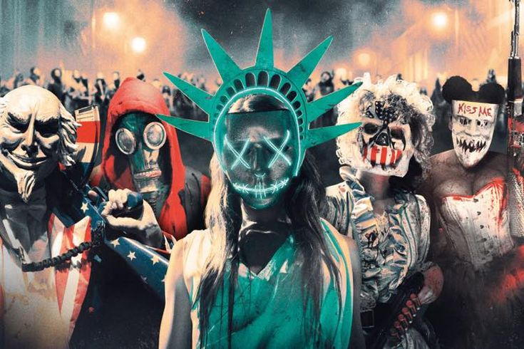 The Purge 3 – Election Year