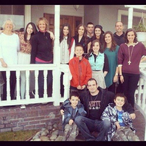 Cimorelli Family ♥