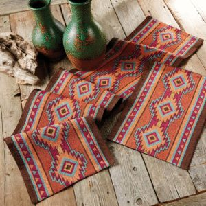 Western Southwestern Table Runners