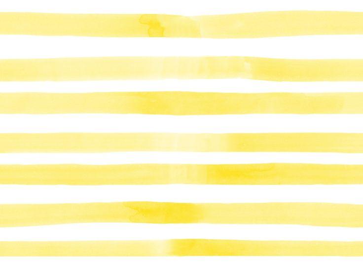 """""""Righe gialle"""", grafica di Nina Masina     #stripes #colors #graphics #design"""