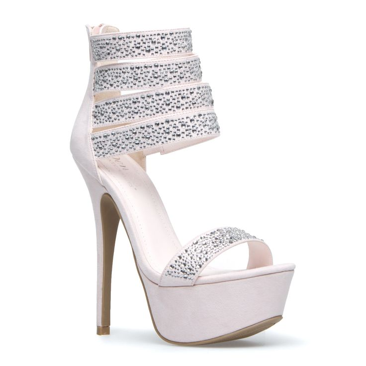 Shoedazzle Denise (designed by Denise Richards) 100% of profits will benefit the Kidney Cancer Association (KCA), which is dedicated to finding a cure.