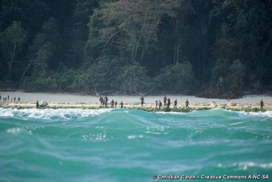 North Sentinel Island – The World's Hardest Place to Visit  The Sentinelese people are so hostile to external contact that the island has been dubbed the 'hardest place to visit' in the world.