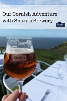 Our Cornish Adventure with Sharp's Brewery #SharpsAdventure