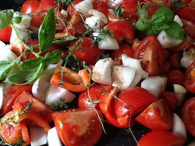 Tomatensoep uit de oven!