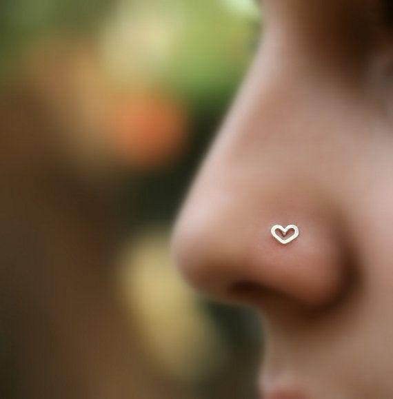 Nase Nose Piercing Ring Nase Stud von Holylandstreasures auf Etsy