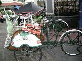 Wisata Budaya merupakan suatu kenikmatan perjalanan wisata tradisional di era modern ini. Salah satunya adalah dengan menggunakan becak. Pada saat penulis melakukan wisata budaya 2011 di daerah Yogyakarta .