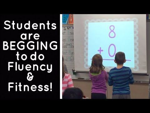 Fluency & Fitness MEGA Bundle - Fun brain breaks for the classroom without losing instruction time! Teacher, students, and even principals are in LOVE with Fluency & Fitness!!!