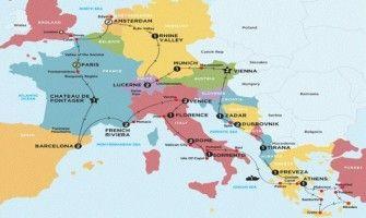 Explorando Europa + Crucero por las Islas Griegas