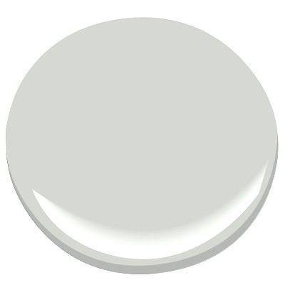 Benjamin Moore Alaskan Husky-soft, slate blue-gray