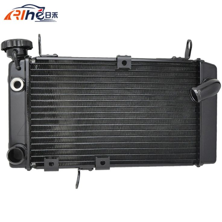 346.47$  Watch here - http://alimp4.worldwells.pw/go.php?t=32563059725 - hot selling motorcycle accessories radiator cooler aluminum motorbike radiator For Suzuki SV650 1999-2002 SV 650 2000 2001
