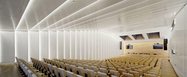 Sede Central Banc Sabadell / Bach Arquitectes