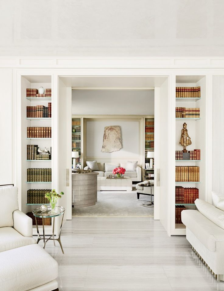 Bookcases | Play on whites