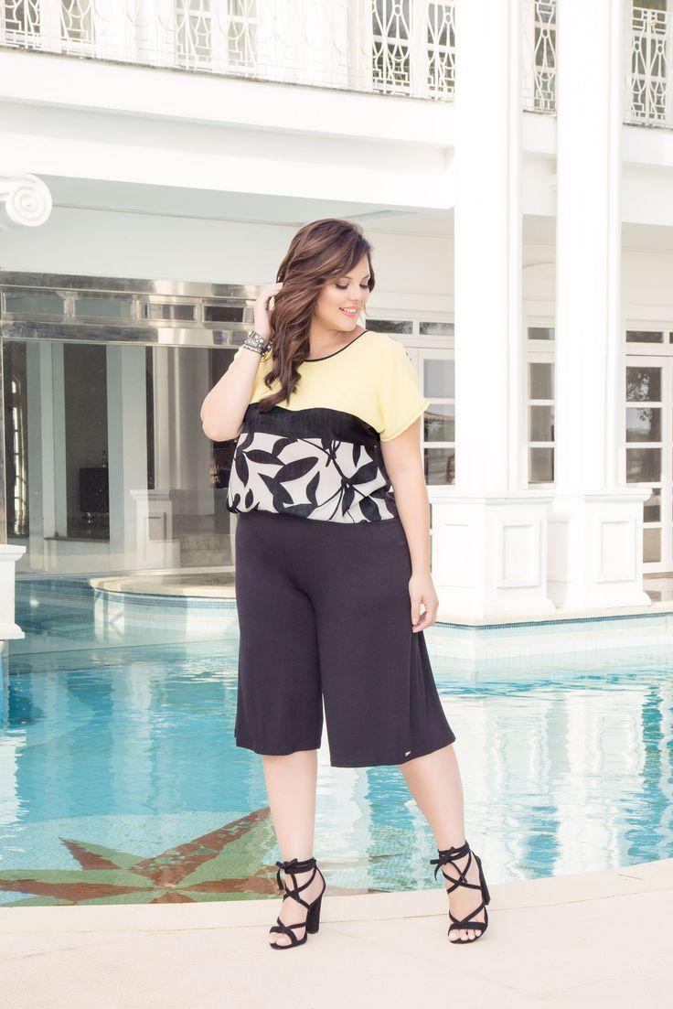 Marca de vestuário feminino até o GG3 -  Coleção Primavera Verão 2016 - www.mirasul.com.br