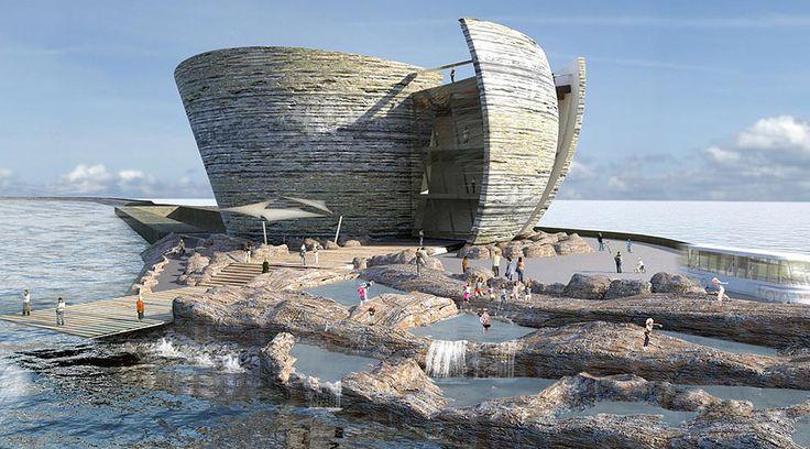 英ウェールズ南部のスウォンジー湾で進んでいる「人工ラグーン」プロジェクトを知っていますか?それによると、潮力エネルギーによって155,000世帯の電力...
