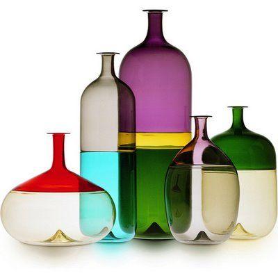 Venini handblown glass.