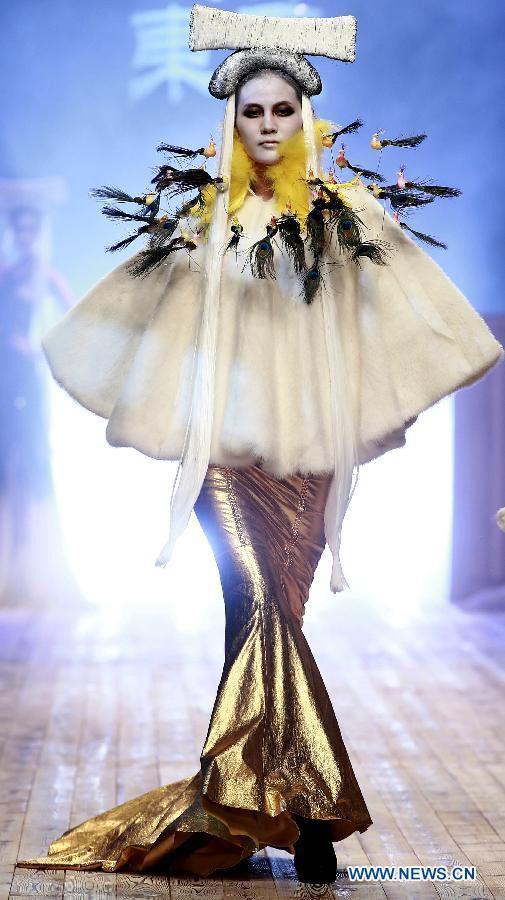 Anslagstavlan - Beijing Fashion - har fokus på kinesiskt mode, med koppling till Beijing.   Klicka er vidare för mer info.