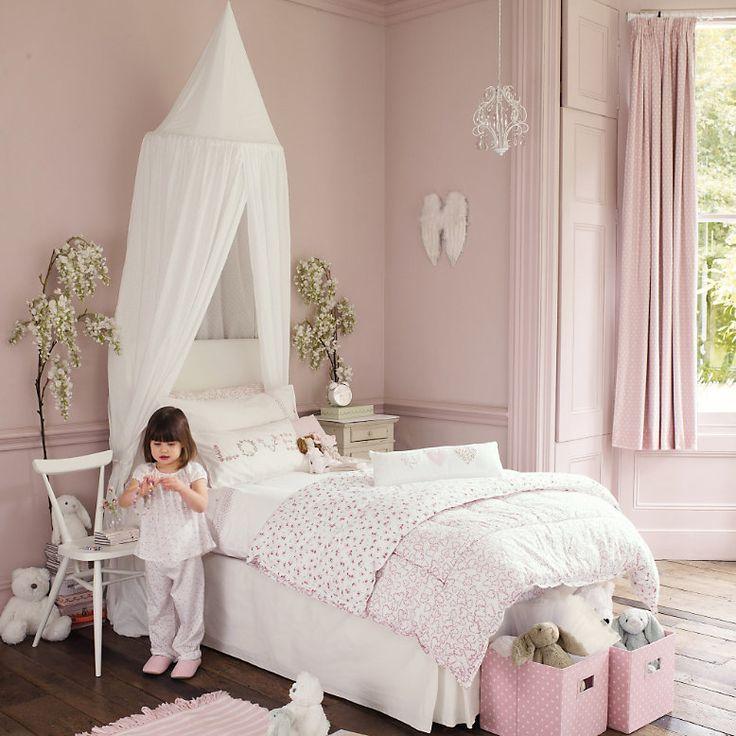 Bedroom Ideas for Children #fairyprincess #kiddecor