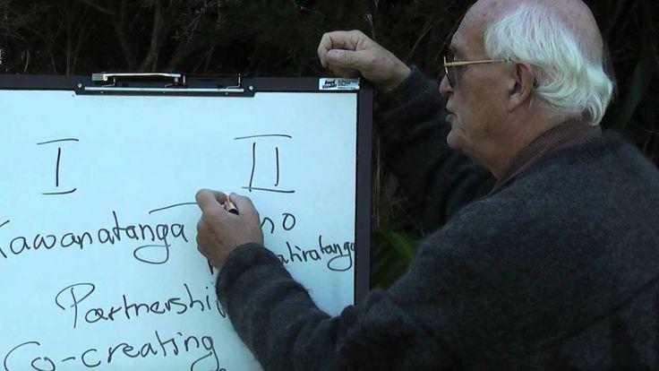 5 minute guide to the Treaty of Waitangi