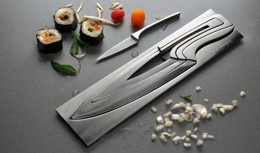 Vigyázat, kés van nálam és nem félek használni - a konyhában