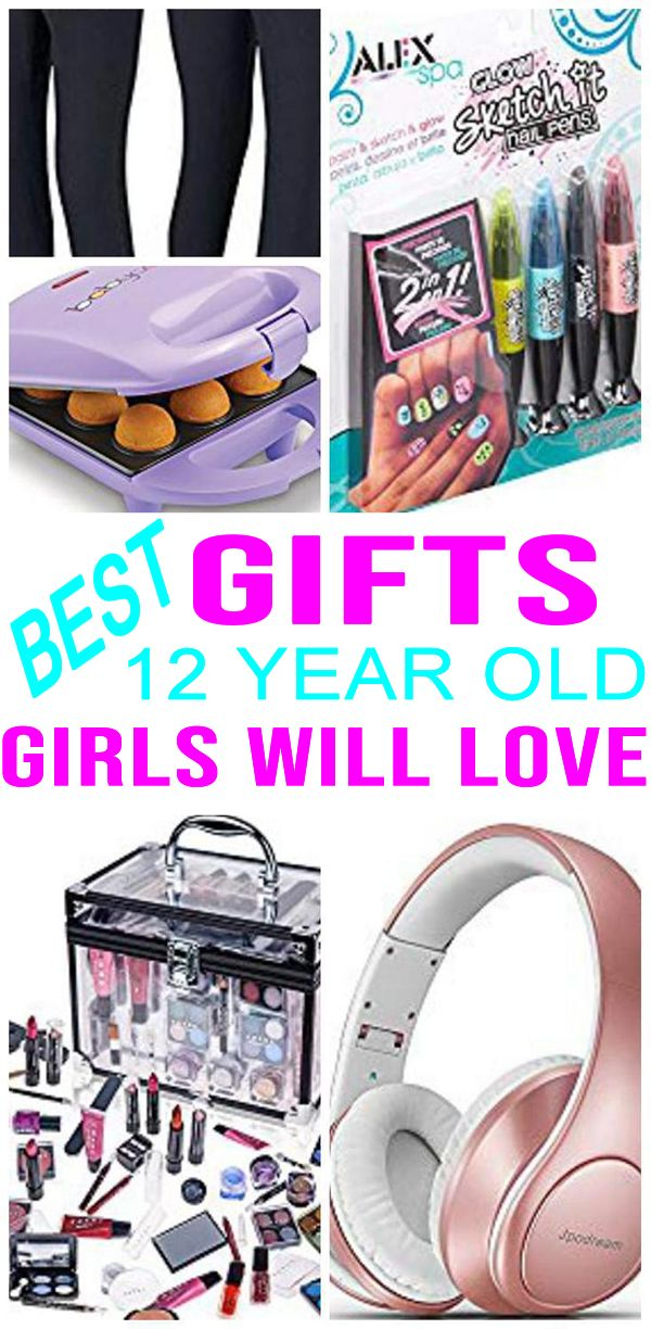 BEST Gifts for 12 year old girls! Great present ideas for birthday ... a4500eb3d0