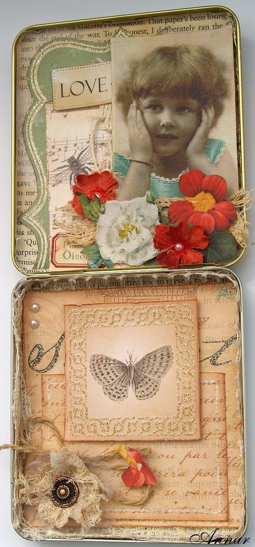 Altered Art - Scrapbook.com