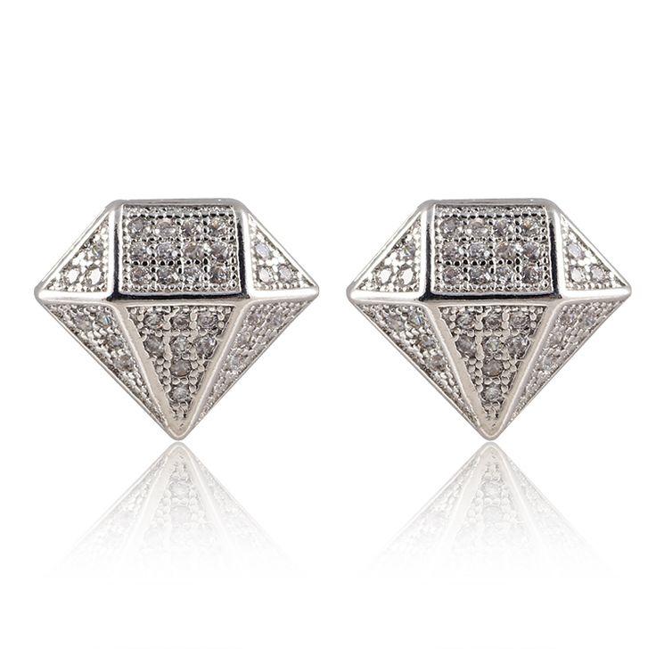 Best 25+ Real diamond earrings ideas on Pinterest ...