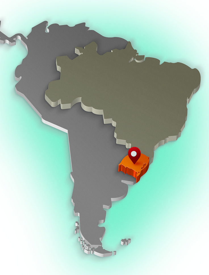 América Latina / Brasil / RS - 2016©Giovanni Pereira