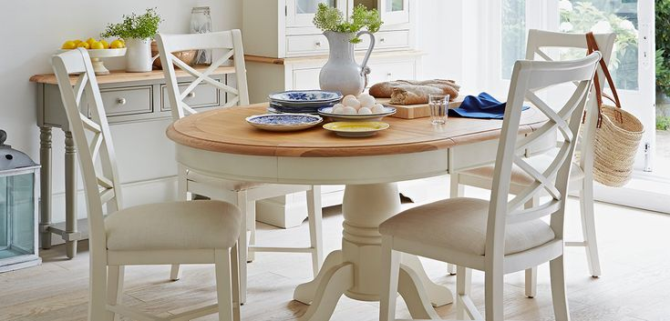 Cargo Hartham Round Dining Extending Table And 4 Wooden Chairs: 16 Best Kitchen Ideas Images On Pinterest