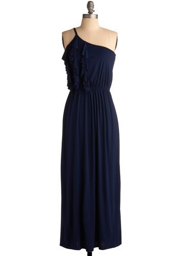 Love this!  Wearing if for brother's wedding along w/ some gold bangles and gold gladiators.  $48 on Modcloth.