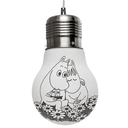 Moomin Dining Together Forever Big Lamp