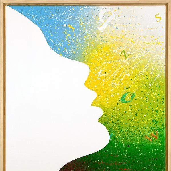 #spełnienie #painting #woman #art #Beauty #colorfull #painter #marcindembowski #ami #ax
