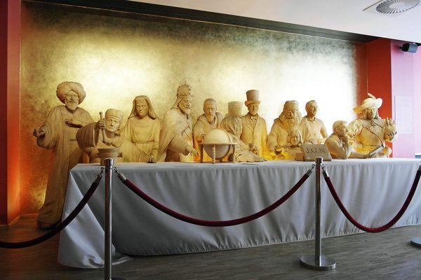 Lübeck - Niederegger Marzipan Museum