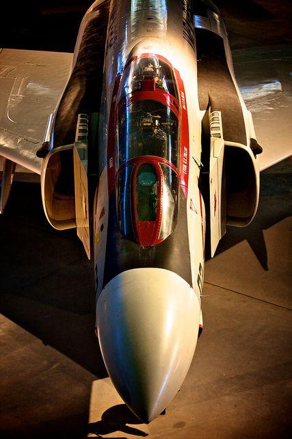 pinterest.com/fra411 #aircraft - F-4 Phantom