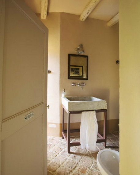 Shallow Laundry Sink : bathroom #italian #sink #diy #build #rustic Sinks Pinterest ...
