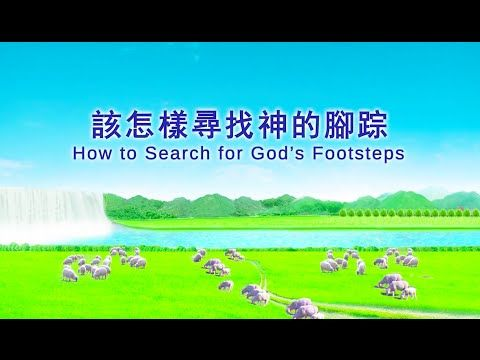 How to Search for God's Footsteps | Hymn of the Heart