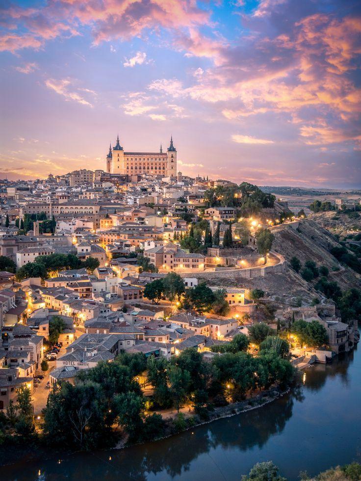 The Alcázar of Toledo, Spain