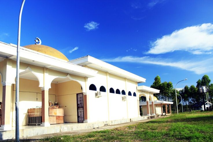 Sengeti Mosque, Jambi - Indonesia  #01