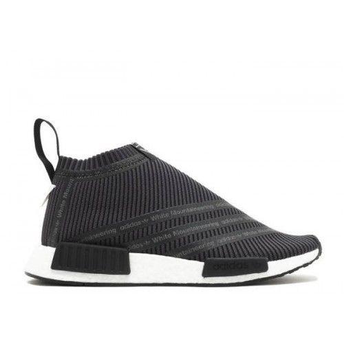 44c8b7389db339 Billige Adidas NMD City Sock Weiß Mountaineering Schuhe Kaufen ...