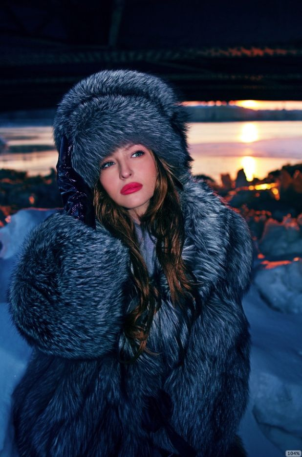 16 best Fur coats..addiction images on Pinterest   Fur fashion ...