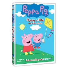 Peppa Pig: Flying a Kite and Other Stories DVD