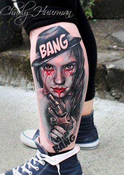 17 best images about tattoo artist charly huurman on for Tattoo cork ink